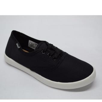 Crissa Steps Laced-up shoes (Black)