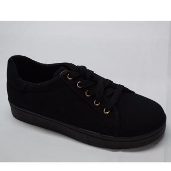 Crissa Steps Sports shoes (Black)