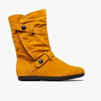 Gibi 993514 Boots (Mustard) | Lazada PH