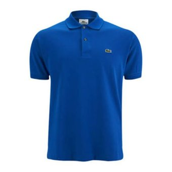 Lacoste Classic Mens' Polo Shirt for Men (Blue)