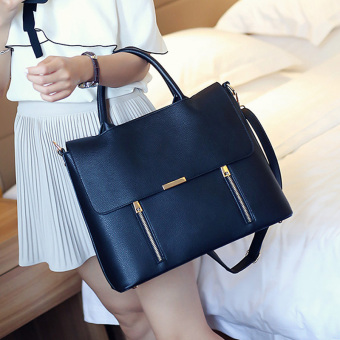 Large Capacity business women's bag briefcase (TIPS: bag is very big do not free to shoot !!)