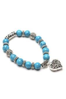 Lucky Yeng Lucky June 112 Bracelet (Torquise)