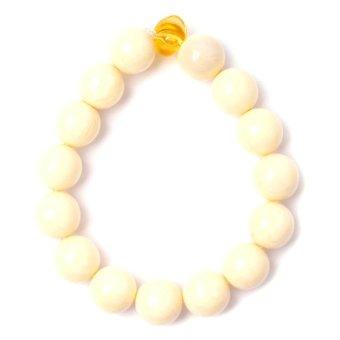 Lucky Yeng SEMIPRE6 Bracelet (Cream)