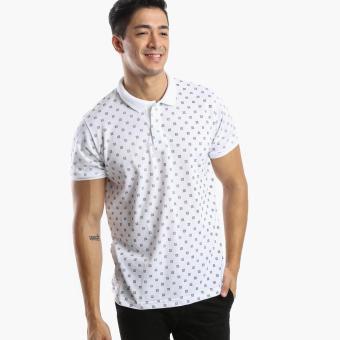 Men's Club Mens Pique Polo Shirt (White)