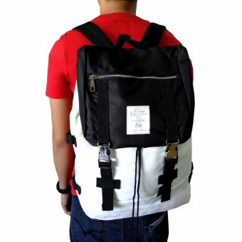 Moys DJ Korean B&W Weekend Backpack