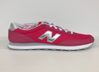 New Balance Q217 LFS TIER 3 501 Women's Sneakers (Pink/Silver)