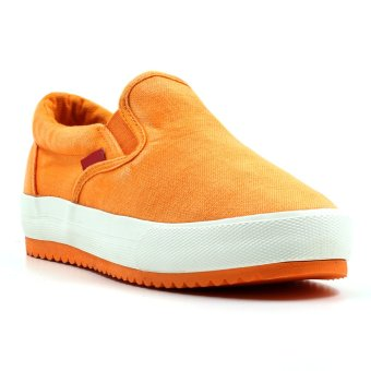 New York Sneakers Mia Slip On Shoes(ORANGE)
