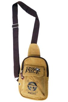 One Piece Sling Bag (Brown)