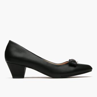 Parisian Basic Ladies Camie Pumps (Black)