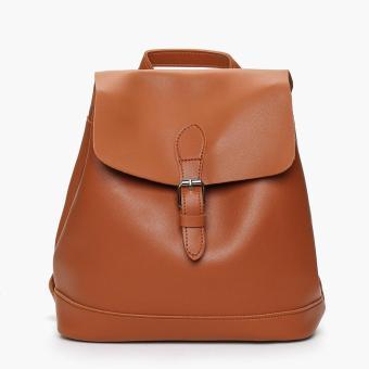Parisian Ladies Topaz Backpack (Tan)