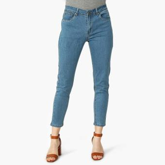 SM Woman Skinny Jeans (Light Blue)