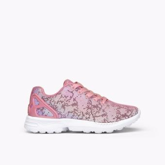 Sugar Kids Girls Cadie Sneakers (Pink)