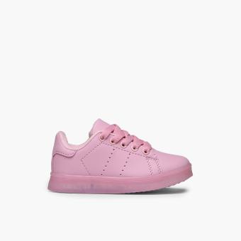 Sugar Kids Girls Erica Sneakers (Pink)
