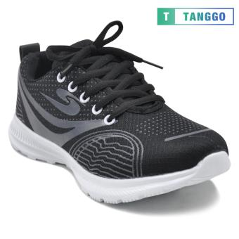 Tanggo Fashion Sneakers Rubber Shoes for Women - ZF-2033 (black)