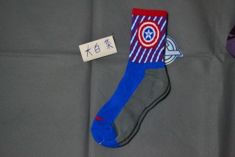 Wade Stylish large combat and other socks towel socks (US Team)