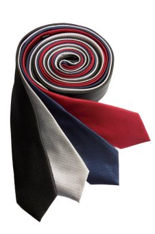 Well Suited Microcheck Slim Necktie Combo A