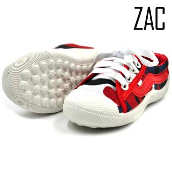 ZAC ICS-07 Unisex Fashion Sneakers Kids Shoes Camouflage Design
