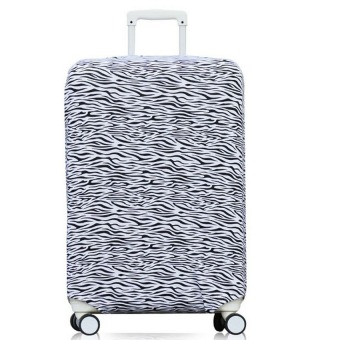 28 to 32 inch Cover For 28 to 32 inch Suitcase Travel Luggage CoverProtector Dust-proof Suitcase Cover (Not include Suitcase)
