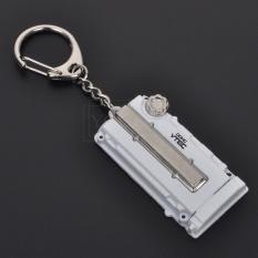 PHP 540 2pcs Metal Auto Car Logo Key Ring Keyring Keychain Key Chain .