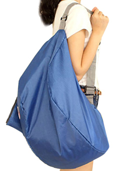 3 Way Backpack Shoulder Folding Bag - picture 2