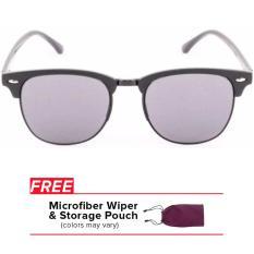 clubmaster sunglasses womens vn8l  32sunny Clubmaster Classic Square Black Sunglasses
