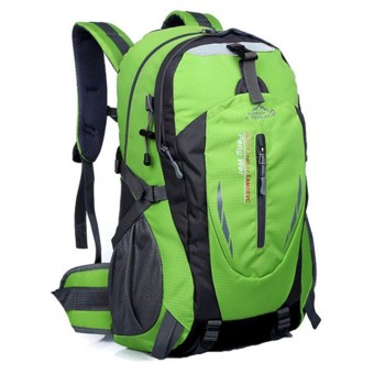 35L Outdoor Backpack for Hiking & Camping (Green)