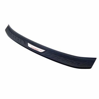 Back Step Sill for Ford Everest 2016 (Carbon)