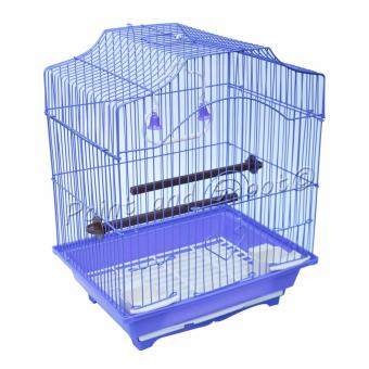 Bird Cage Small Mansard Curved (42 x 33 x 26 cm)