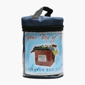 Biyahero Balikbayan Box Cover (Blue)