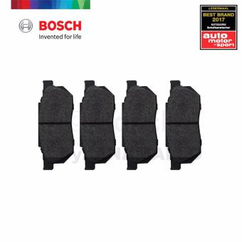 Bosch Front Brake Pads BP4481 for Honda City1997-2002 & Honda Civic 1990-1992