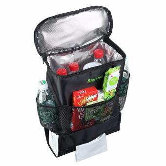 Car Seat Back Auto Cooler Hanging Storage Bag