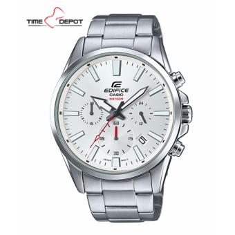 Casio Edifice Men's Stainless Steel Analog Watch EFV-510D-7A