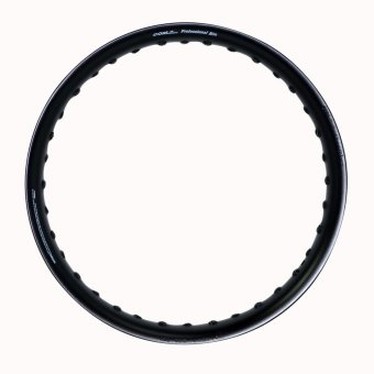 Comstar U-Type 1.60 x 17 Motorcycle Alloy Rim (Black)