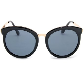 oversized sunglasses  Cool Cat Oversized Sunglasses No.1 (Black)