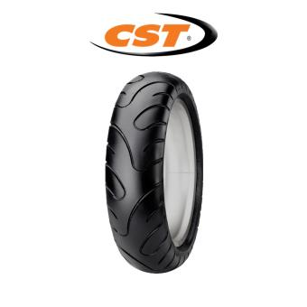 CST Tubeless Scooter Tire 100/80-14 48P C6577