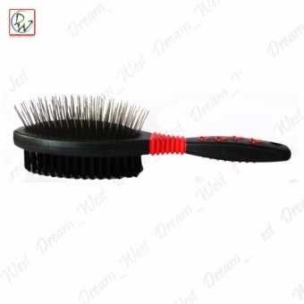 Dog Brush Double Sided Dog Comb Grooming