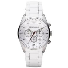 emporio armani watches for emporio armani watches price emporio armani sportivo chronograph men s watch ar5859 white
