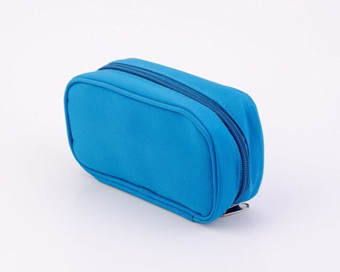 Essential Oil Carrying Case Holds 10 Roller Bottles Size5ml,10ml,15ml - Turquoise