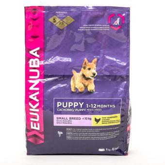 Review Eukanuba Puppy Food