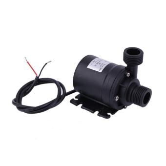 GOOD Ultra Quiet Mini Lift 5M 800L/H Brushless Motor Submersible Water Pump DC12V black
