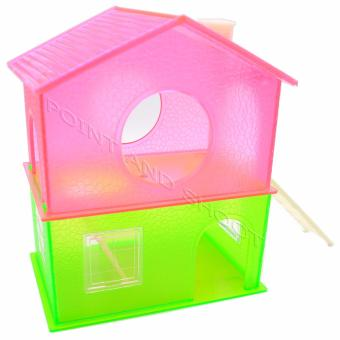 Hamster Play House for Hamster Cage - 10x11x14cm