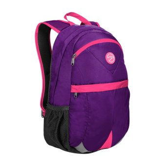 Hawk 4174 Backpack (Eggplant/Magenta/Neon Pink/Charcoal)
