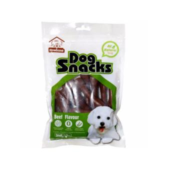 Howbone Dog Treats (Small 15pcs Beef Flavor) - 270g