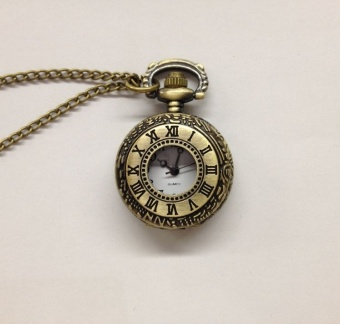 Korean-style porous small pocket watch lanyards