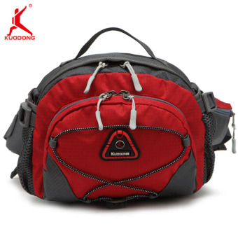 KUODONG Outdoor Men and Women multi-functional shoulder messenger bag running bag