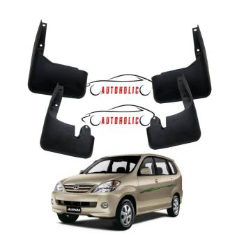 Mud Flap Splash Guard for Toyota Avanza 2005-2011 G Variant 1.5