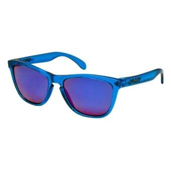 841801e2233 Oakley Frog Skins Red Iridium Sunglasses « Heritage Malta