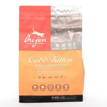 Orijen Cat and Kitten Dry Cat Food 2.27kg