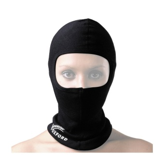 Oxford OF466 Cotton Balaclava (Black)