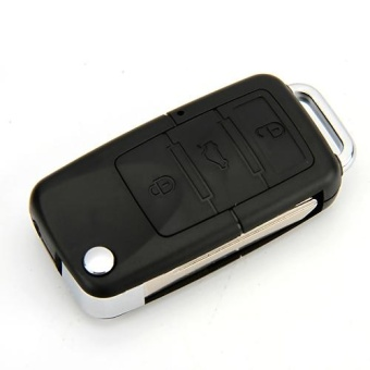 Pocket DV Mini Hidden Car Key Shape Video Camera DVR Camcorder Record - intl